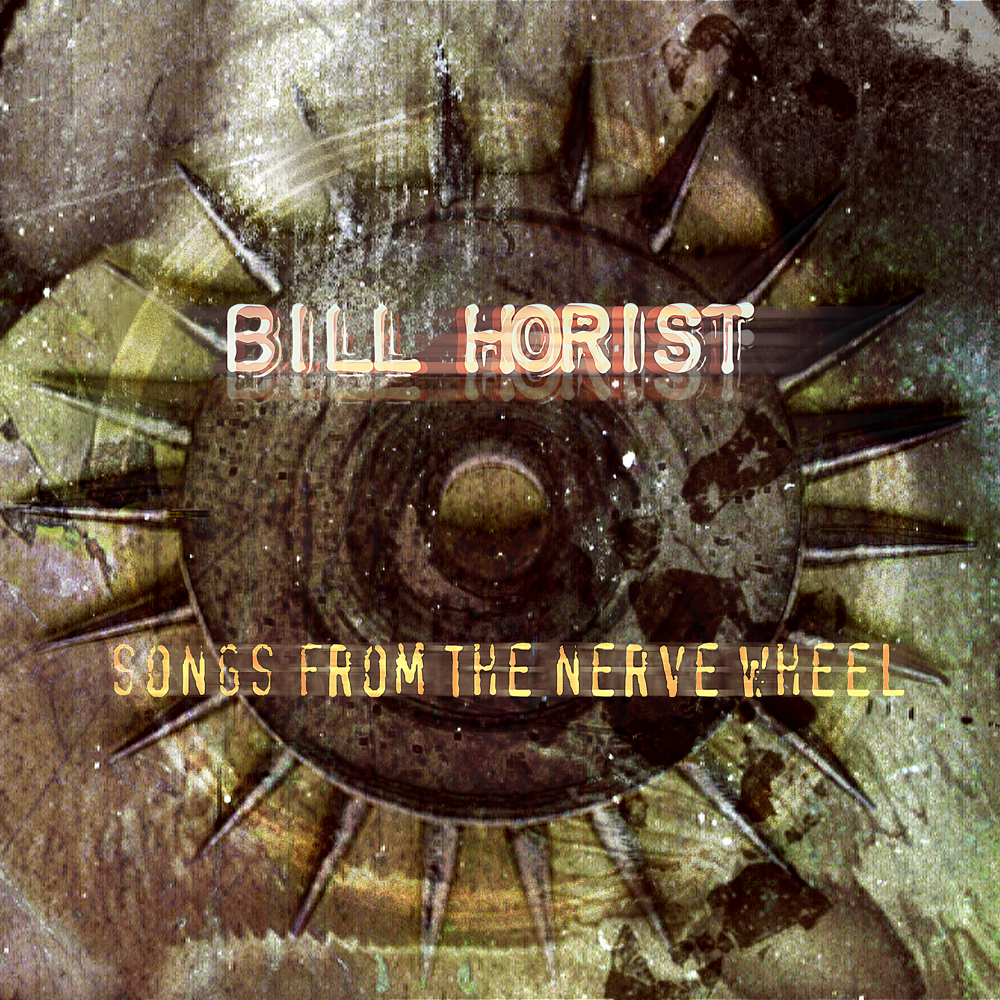 Songs from the Nerve Wheel  by Bill Horist, Audio CD.