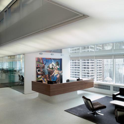 Lever House Office  New York, NY