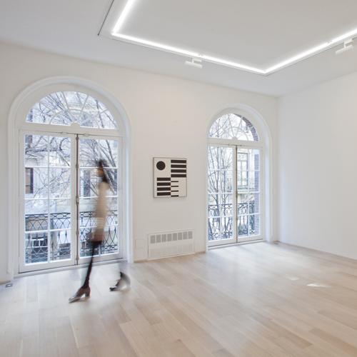 Van Doren Waxter Gallery  New York, NY