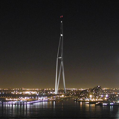 Radio Tower  Jersey City, NJ