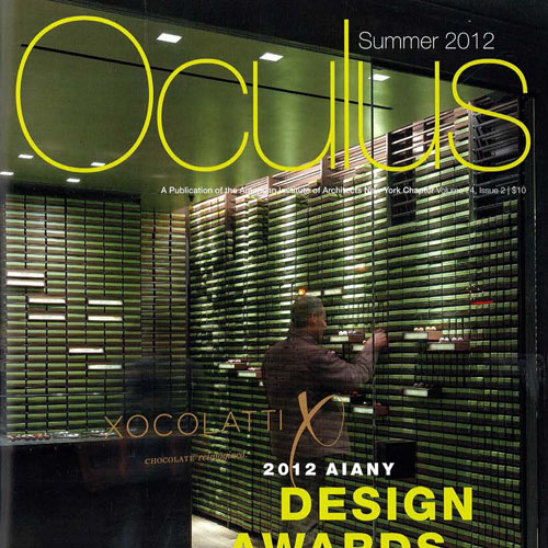 "Oculus  ""Merit Award - Barbie Shanghai"" Summer 2012 New York, NY"