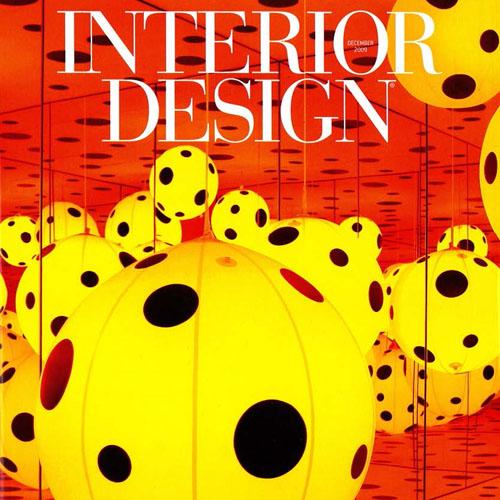 "Interior Design Magazine  ""House of Barbie, Shanghai - Best of Year"" 2009 New York"