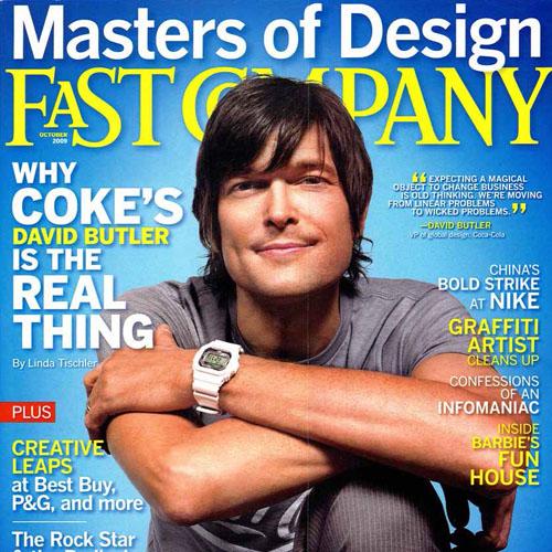 "Fast Company Magazine  ""Barbie World"" 2009 New York"