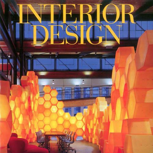 "Interior Design Magazine  ""Lever House, LLC"" 2007  New York"