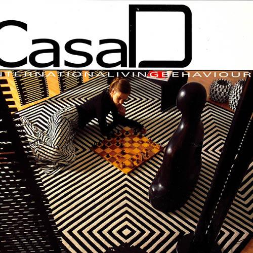 """Casa D  """"N.Y.C. Contemporary Style"""" 2006 Italy"""