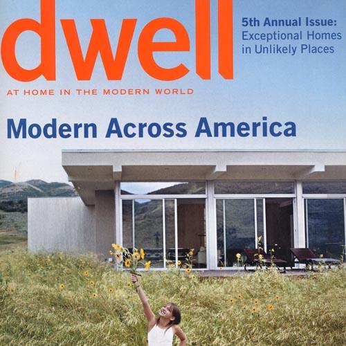 "Dwell  ""Pioneering the DMZ"" 2004 San Francisco"