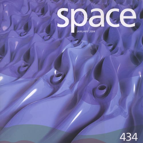 "Space  ""Pixel House"" 2004  Korea"