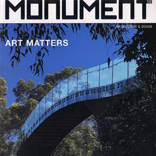 "Monument  ""The Underground"" 2003 Australia"