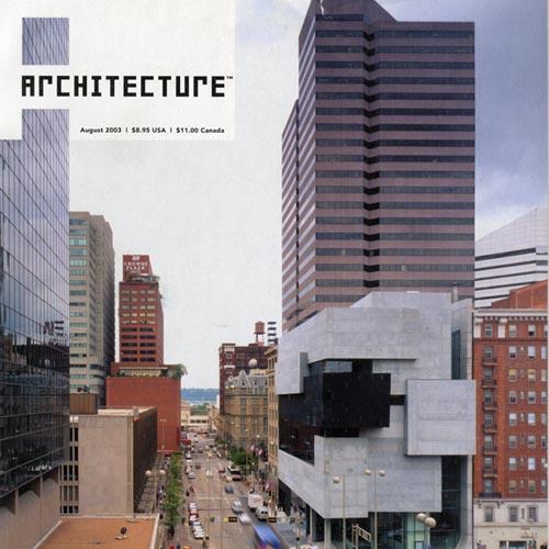 "Architecture  ""Everyman's Land"" 2003"