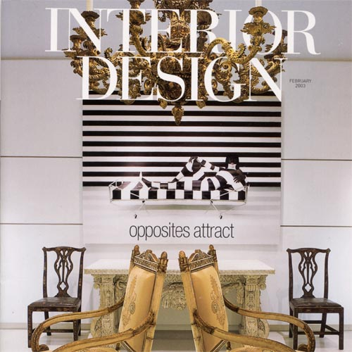 "Interior Design  ""Home of the Elk"" 2003"