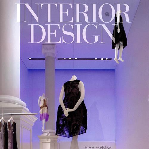 "Interior Design Magazine  ""Barbie's Dream House"" 2009 New York"