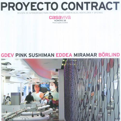 """Proyecto Contract  """"Nuevas Alternatives de Diseno: Espacios de Ocio Para Ninos"""" No. 38 2007"""