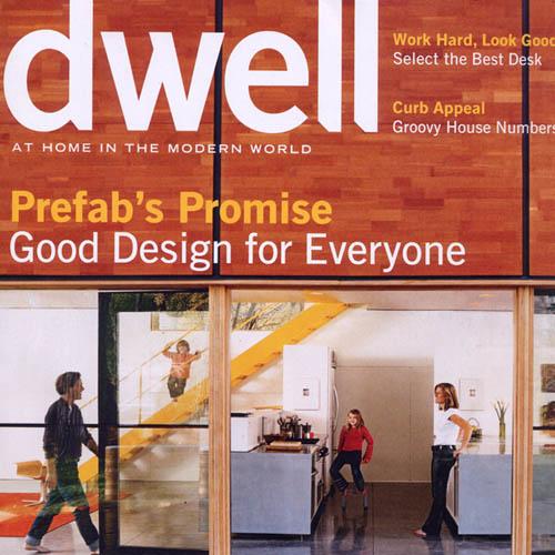 """Dwell  """"Magical Micropolis"""" April/May 2005 San Francisco"""