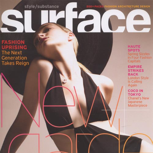 """Surface  """"Child's Play"""" Spring 2005"""