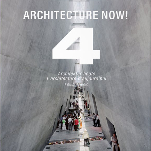 Architecture Now! 4  Taschen; Cologne 2006