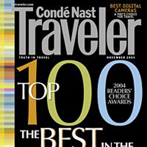 Conde Nast Traveler  2004  New York
