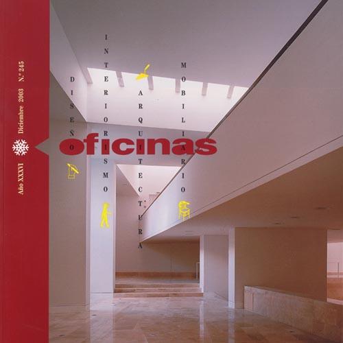 """Oficinas  """"Third Point, Una Officina en Nueva York"""" 2003 Spain"""