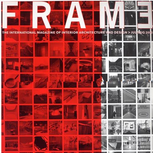 """Frame  """"Surreal Estate"""" 2003 Holland"""