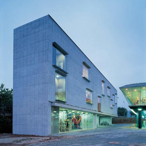 Ssamzie Art Space  Seoul, South Korea