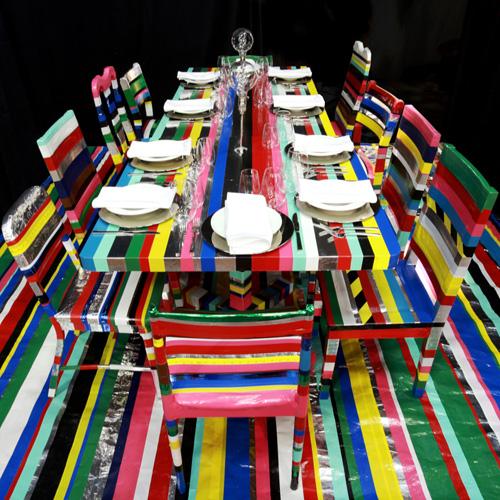 Diffa Installation 2011  New York, NY