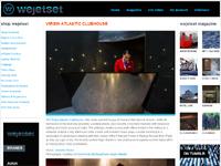 "Wejetset  ""Virgin Atlantic Clubhouse"" December 18, 2012"