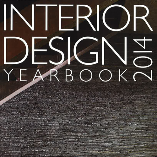 "Interior Design Yearbook   ""Uptown Clubhouse"" January 2014 UK"
