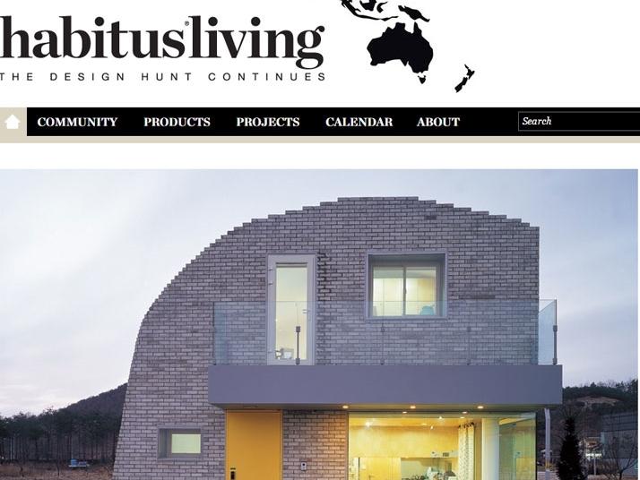 "Habitusliving  ""Pixel House"" November 04, 2014"