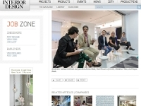 "Interior Design Magazine  ""Grohe and Designers Question the Future of Bathroom Design"" June 18, 2014"