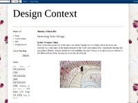 "Design Context  ""Interesting Store Design"" March 03, 2011"