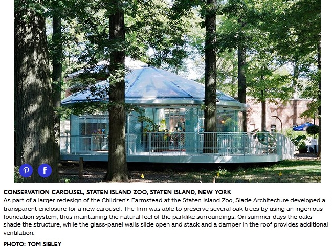 "Architectural Digest  ""Spin Doctors"" July 16, 2015"
