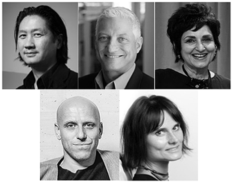 Interiors Awards Jury