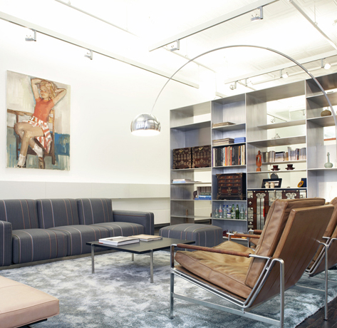 Greene Street Loft  New York, NY