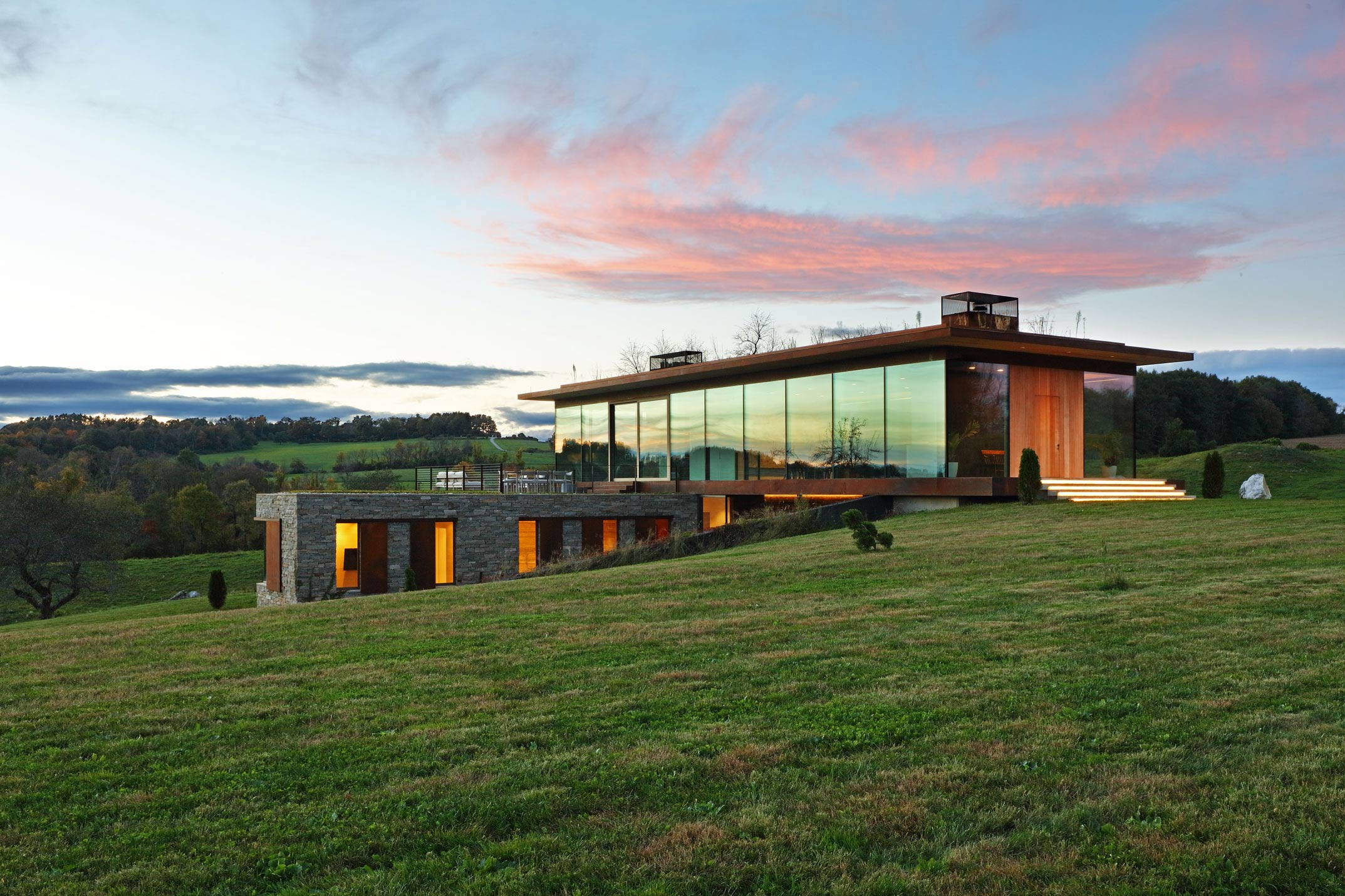 HOMES | LINK FARM HOUSE