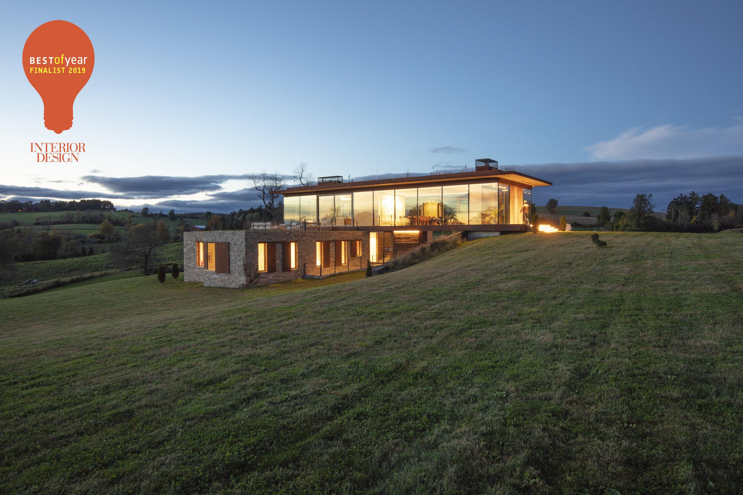 Interior Design Best Of Year Slade Architecture