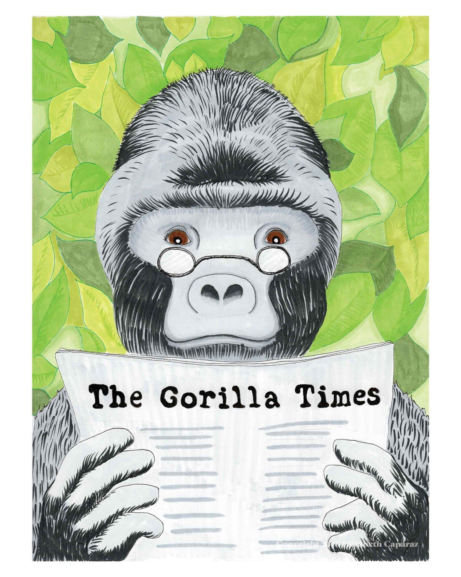 Good Morning Gorilla