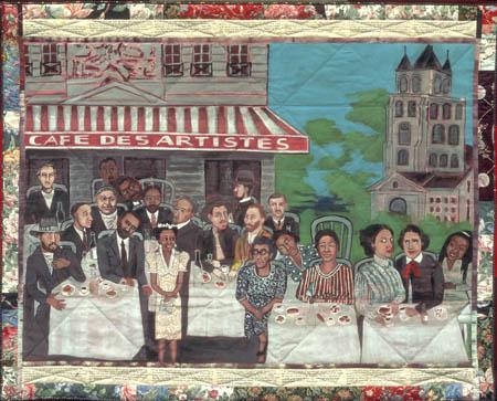 Le Cafe des Artistes, 1994