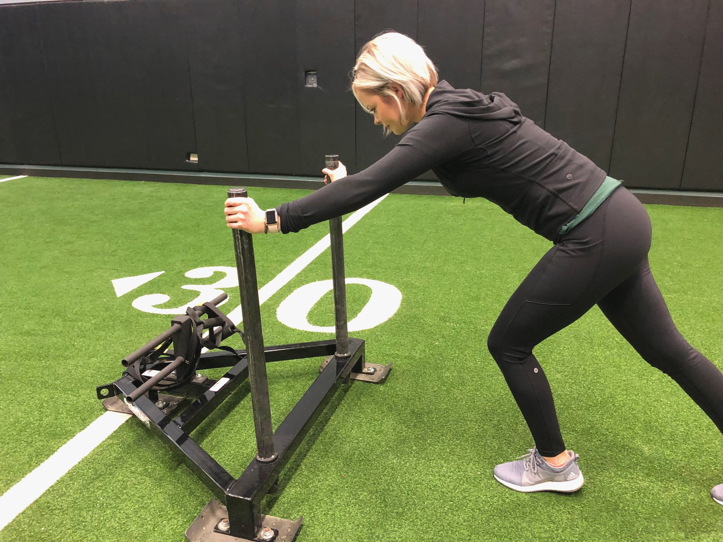 The Prowler Sled - One of The Best Sports Performances Tools Out There!
