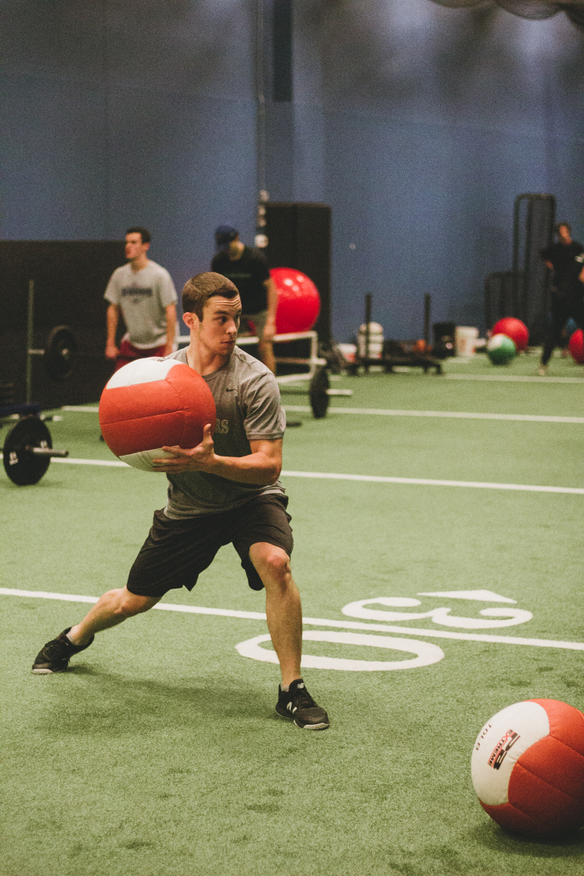 For baseball players, or any athlete in which they need their arm to go overhead, a mobile upper back will help extend the longevity of their career by reducing the risk of elbow and shoulder injuries.