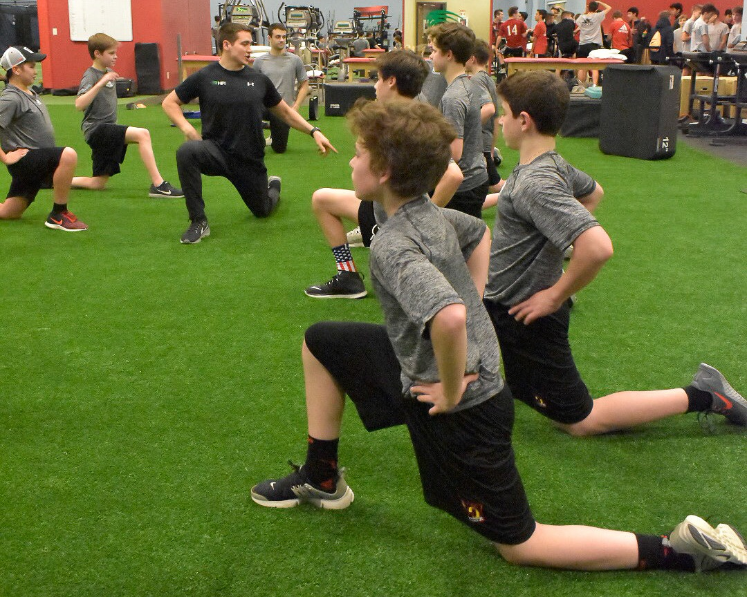 Mobile hips moving well are an absolute must for any athlete.