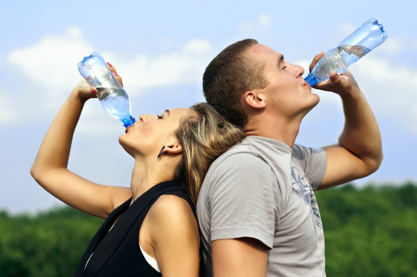 Hydration is vital for proper bodily function from joint health to even vitamin absorption.