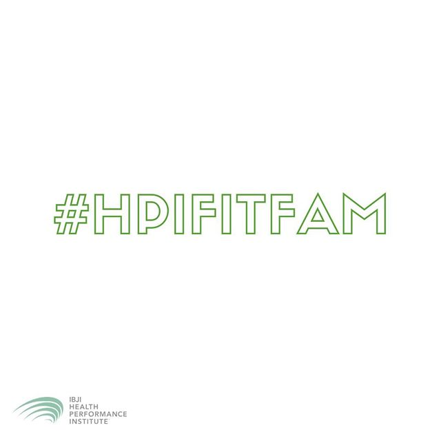 Let's get social!!! Tag us in your post and use the hashtag, #HPIFitFam! We'll share your post! ⠀ .⠀ .⠀ .⠀ #ibjihpi #healthperformanceinstitute #highladnpark #moveperformlivebetter #training #wellness #therapy #integrativecare #moveyourbody #moveinspired #sportsperformance #adultbootcamps #pilates #yoga #acupuncture #massage #healthcoach #injuryprevention #returntosport #circuittraining #athletictraining