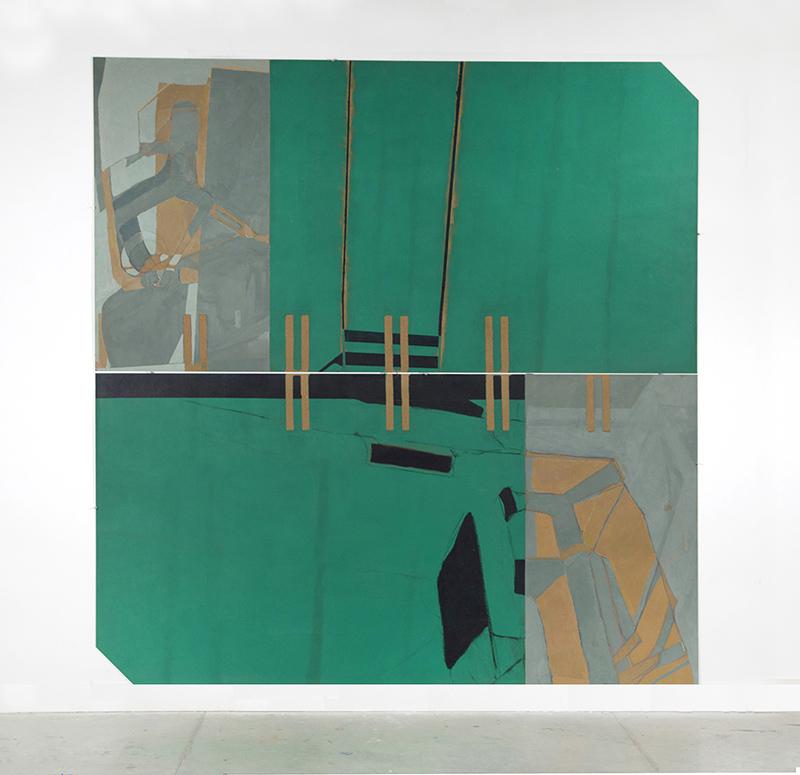 Hinge-Frame: Molloy, 2014