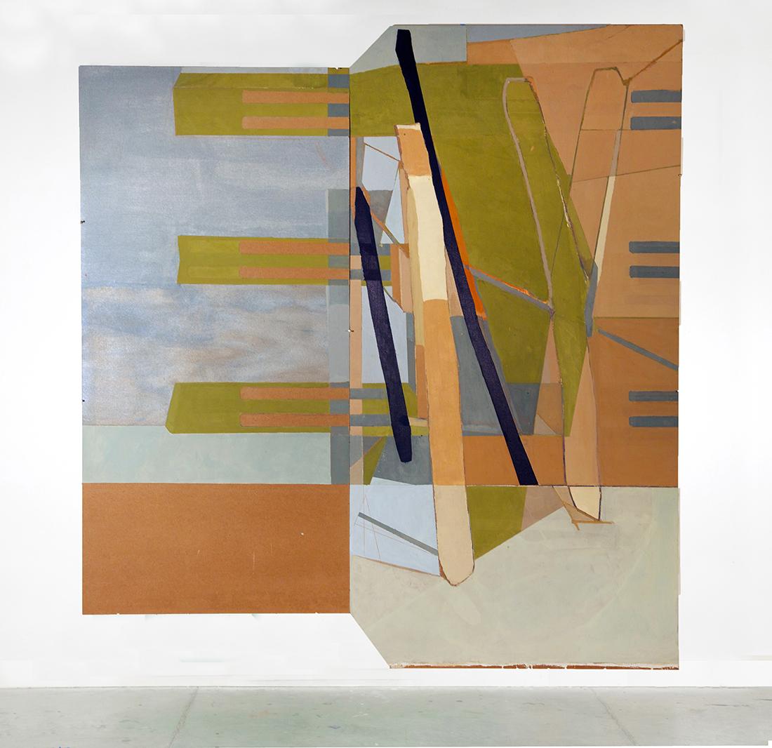 Hinge-Frame: Pommel-Dive, 2014