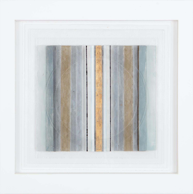 Square Relief XIII, 2009, perspex, 40 x 40 cm