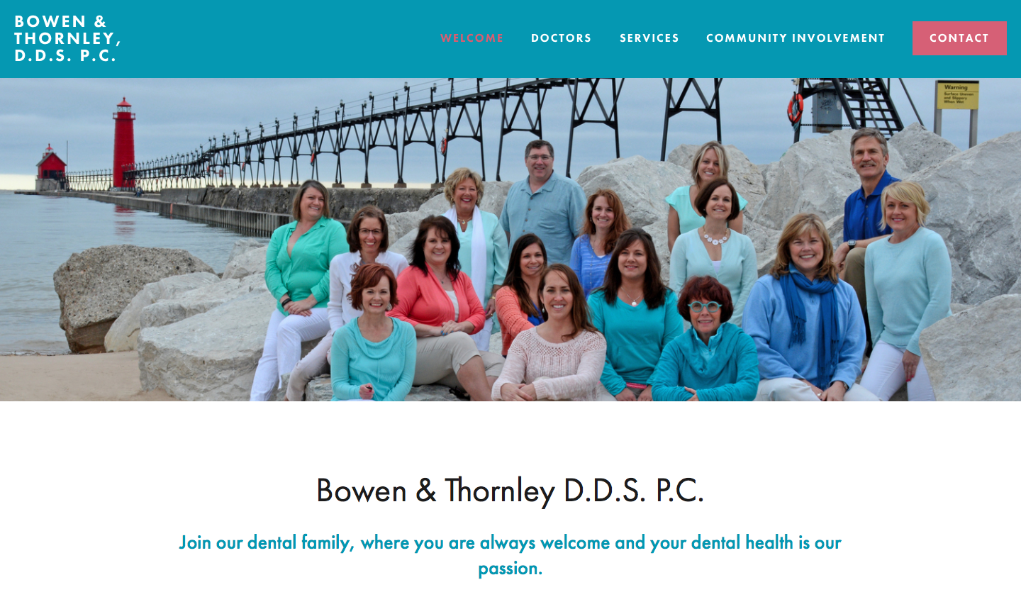 Click to visit Bowen & Thornley D.D.S. P.C.