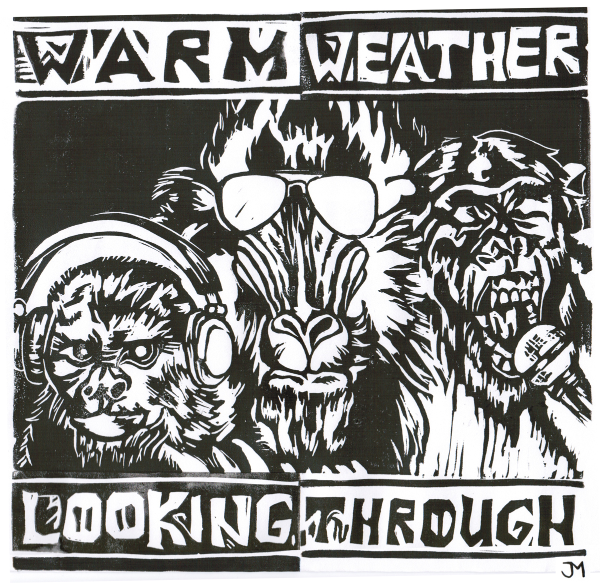 Album cover for Warm Weather