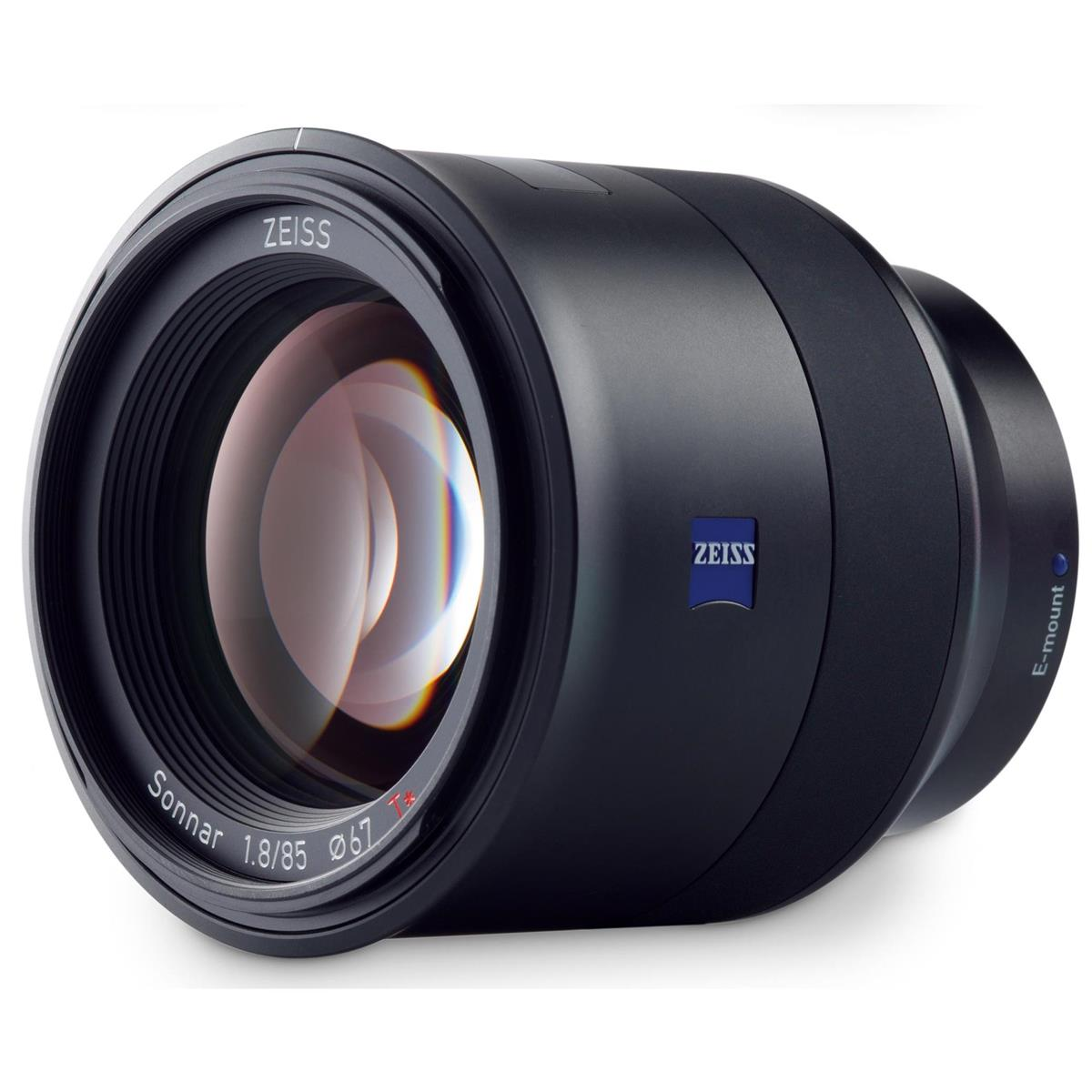 Zeiss Batis 85mm f/1.8 (FE) - this was Jason's favorite portrait lens before he started using the 85mm G Master. This is an excellent lens for the price and offers a more affordable, high end professional native lens option for Sony users. It also is a fantastic lens for video purposes.
