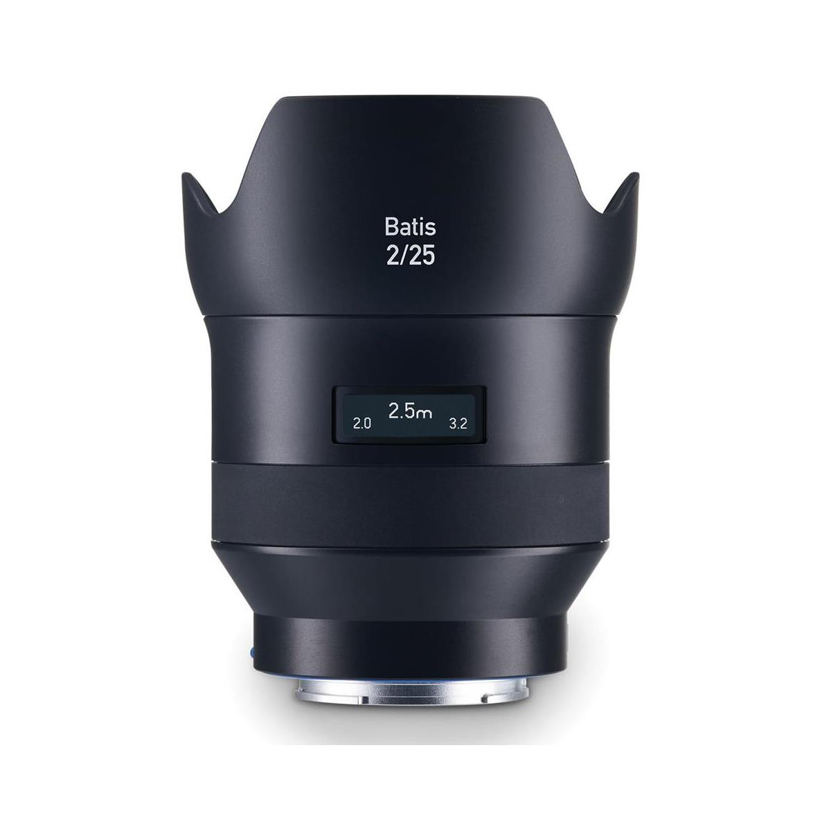 Zeiss Batis 25mm f/2 (FE) lens - this is a very light weight wide angle and wide aperture lens that is very convenient for using in low light situations where wide angle hand held shots are required. The colors from this lens are very nice and the lens is sharp. This is a nice lens for video work in low light conditions.