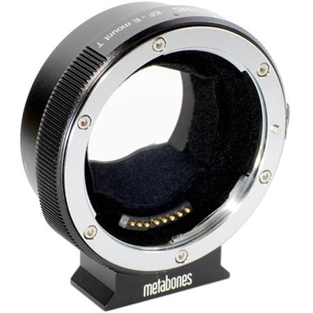 Metabones Mark 4 Adapter - this is the best all around adapter for Canon mount glass to be used with Sony mirrorless cameras (particularly the A7Rii, A6500 and A6300).  This works with Canon, Tamron, Sigma and other Canon mount glass on Sony mirrorless cameras.