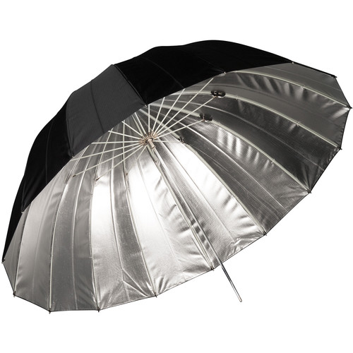 "Westcott Deep Umbrella  - this deep umbrella allows for an even and direct throw of light for your portrait work.  It also provides a natural round catchlight within your subject's eyes.    Deep Umbrella - Silver Bounce (43"")      Deep Umbrella - White Bounce (43"")      Deep Umbrella - Silver Bounce (53"")      Deep Umbrella - White Bounce (53"")"